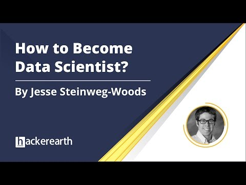 How To Become Data Scientist In