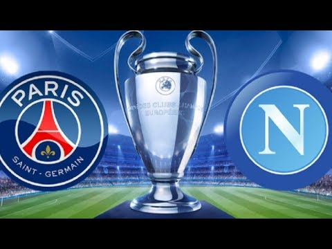 PSG - NAPOLI LIVE STREAMING REACTION!!!!