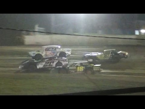 Street Stock Heat One | Eriez Speedway | September Sweep | 9-23-16