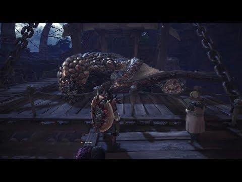 Monster Hunter World - Viewer hunts ~ HR investigations / Armor & Weapon Farming