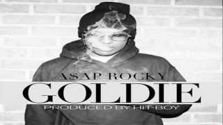A$AP Rocky - Goldie (Instrumental)