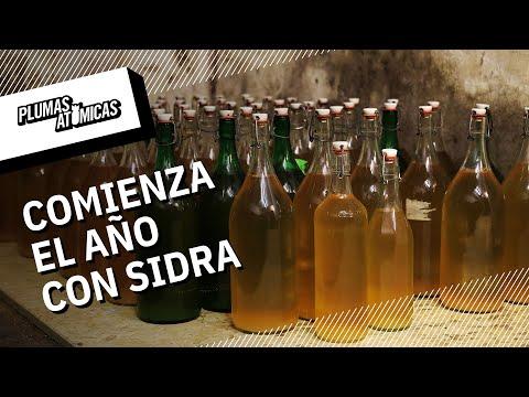 Sidra, la bebida para comenzar el año