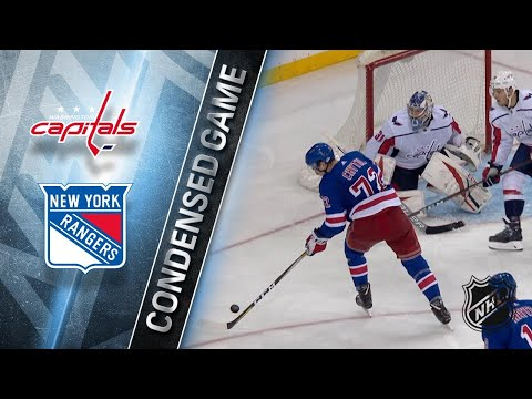 03/26/18 Condensed Game: Capitals @ Rangers