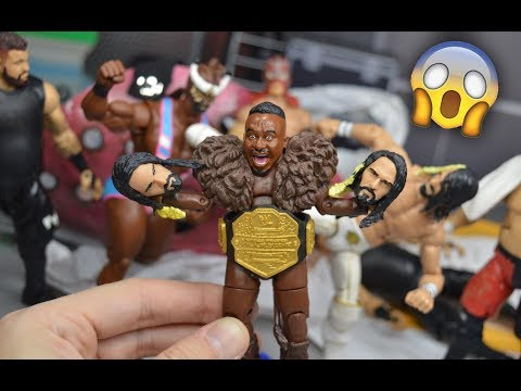 INSANE WWE ACTION FIGURE HAUL & UNBOXING!