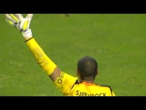 Helton: As Melhores Defesas - FC Porto vs SC Braga (3ª Jornada da Taça da Liga 2014/15)