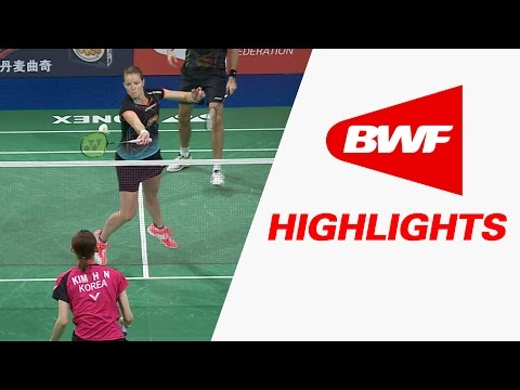 Yonex Denmark Open 2015 | Badminton SF – Highlights from YouTube · Duration:  6 minutes 47 seconds