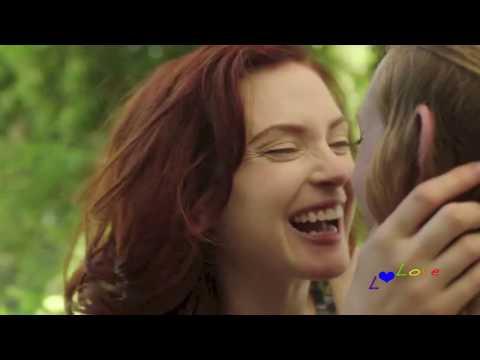 Lesbian Kisses Fade Into You