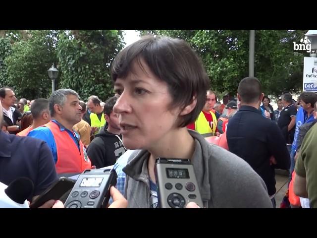 """""""As centrais non son de Villar Mir, as centrais son nosas e as centrais non se venden"""""""