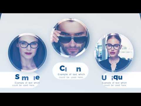 clean presentation-after effects template videohive - youtube, Presentation templates