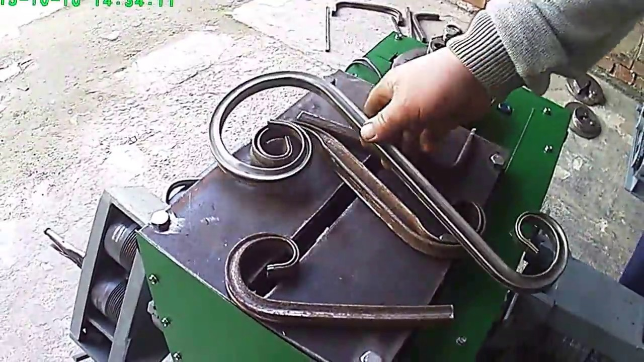 самодельный станок для ковки многофункциональный