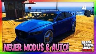 😱 Neuer SPIELMODUS & neues AUTO in GTA ONLINE !! KING OF THE HILL & JUGULAR !! 😱