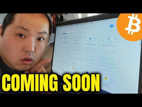 MORE GOOD NEWS FOR BITCOIN – HUGE CRYPTO EVENTS ARE COMING SOON!!!