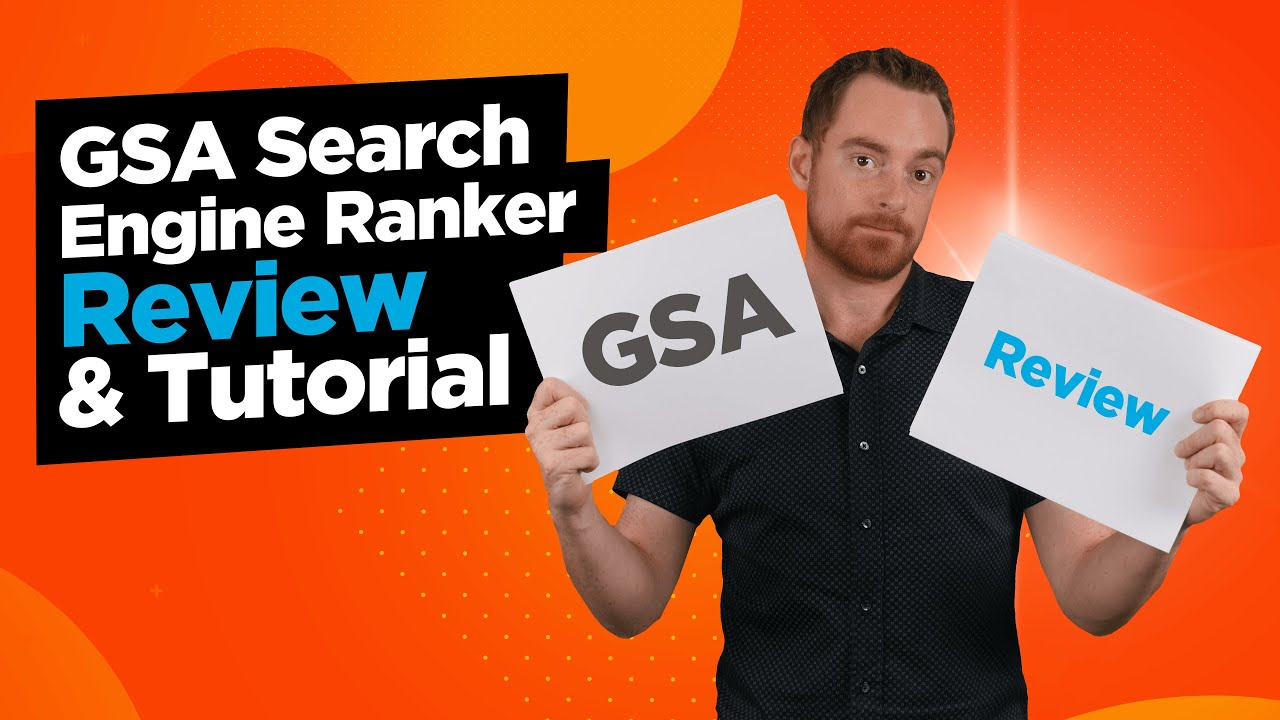 GSA Search Engine Ranker Review & Step By Step Tutorial