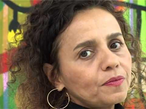 Beatriz Milhazes - Interview de l'artiste et montage de l'exposition