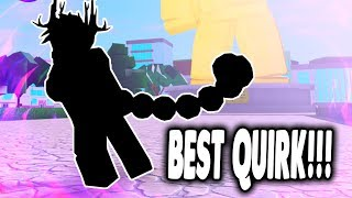 [NEW CODE] This Is The Best Quirk in Boku No Roblox Remastered | iBeMaine