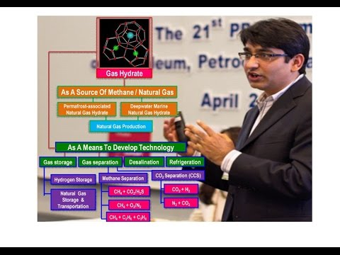 Future Energy Technology-I: The Gas Hydrates (CSIR-NCL, Pune)