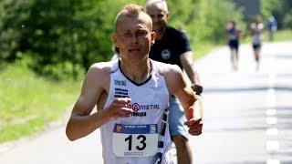Rozmowa z triumfatorem XXIV Pó³maratonu Kurpiowskiego Przemys³awem D±browskim