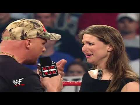 Stone Cold owns Stephanie McMahon 2000 thumbnail