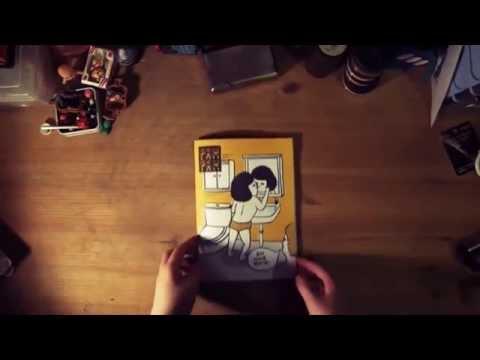 The Making Of Pam Pam Zine #02