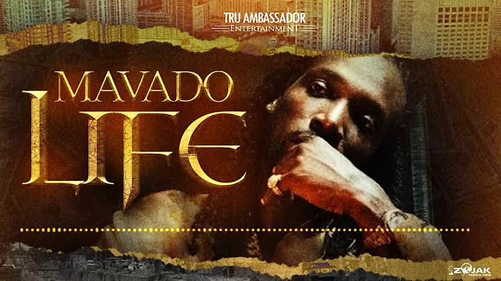 mavado  life official audio