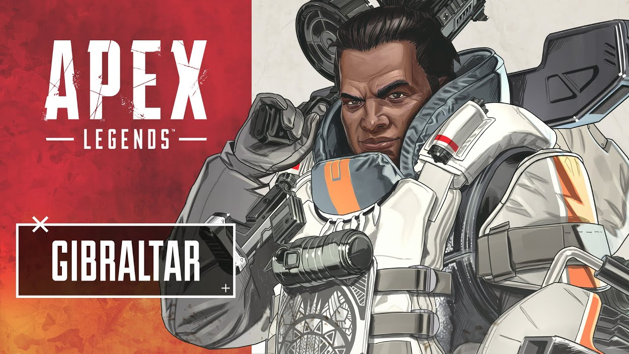Meet Gibraltar – Apex Legends Character Trailer - YouTube