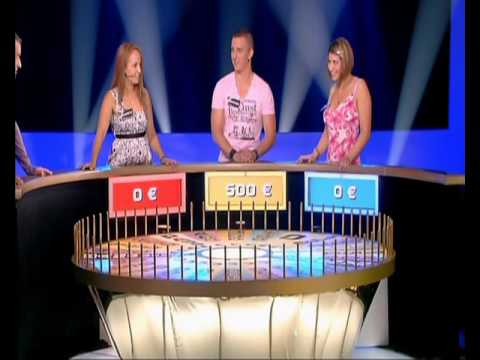 oops downblouse   Alexandra   La Roue De La Fortune   TF1  20080905