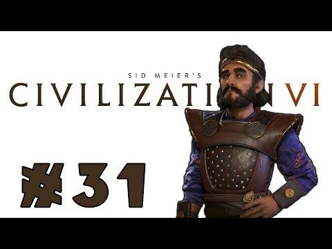 Let's Play: Civilization VI - Surprising Persia! - Deity - Part 31
