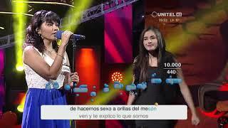 """Rosy Jimena interpretó """"Castillo azul"""" de Ricardo Montaner thumbnail"""
