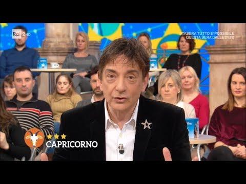 L'oroscopo di Paolo Fox - I Fatti Vostri 20/02/2018