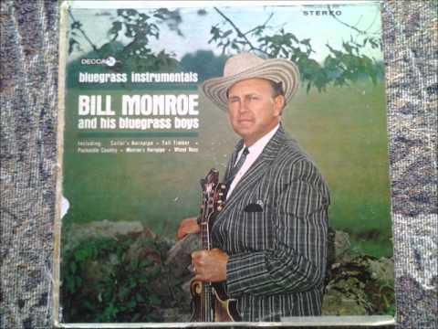Bill Monroe and his Bluegrass Boys   Monroe's Hornpipe (1958)