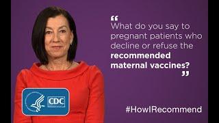 Dr. Pamela Rockwell Addresses Pregnant Patient Vaccine Concerns