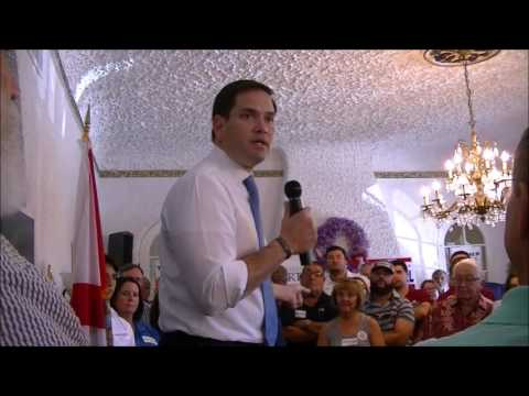 11/1/2016 Sen. Marco Rubio Campaign Event Lakeland FL
