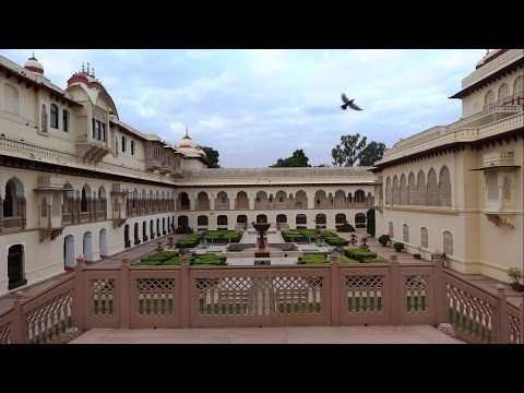 The Rambagh Palace: Jaipur's Heritage Hotel