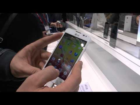 LG L65 Smartphone im Hands-On