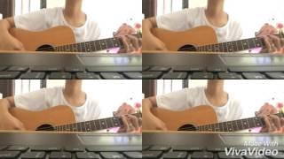Giấc mơ thần tiên - Guitar cover by Hoàng Minh