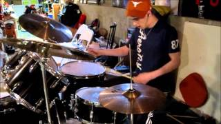 She's Got Issues - The Offspring (Drum Cover)