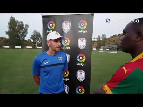 Fri, 21.07.2017   INTERVIEW - Malaga Youth Coach Diego Vera Praises SportPesa PL All Stars Squad