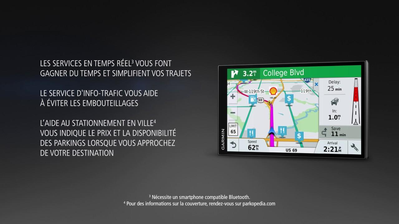 Garmin DriveSmart 61 LMT-S (Europe du Sud) - GPS Garmin sur LDLC com