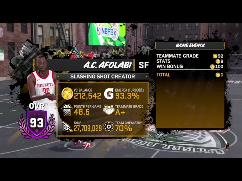 Nba 2k Myplayer Sf 93 Playground