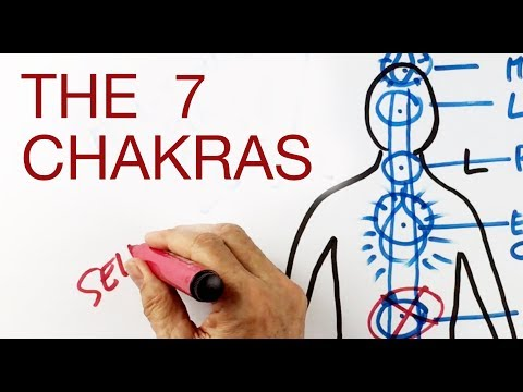 THE 7 CHAKRAS explained by Hans Wilhelm