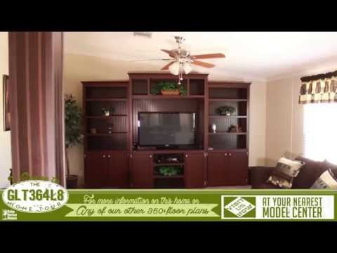 Grande Command Double Wide Modular Mobile Homes For Sale In Leon County Texas