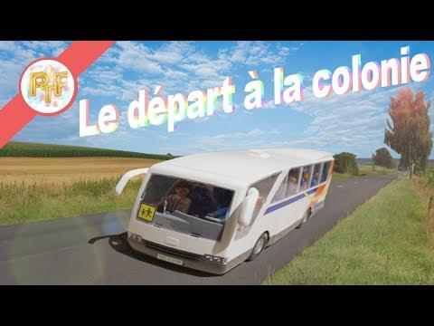 Film Playmobil - Le départ à la colonie