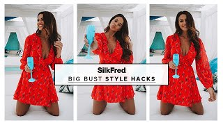Big Bust Style Hacks | Big Bust Outfits & Dresses