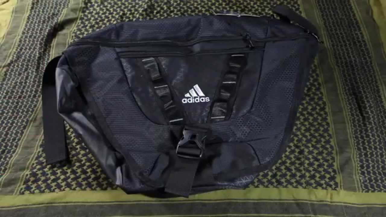 Adidas Capital Sling Bag for EDC Table Top Review - YouTube 6f9da034df5b1