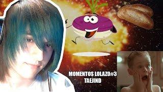 "JUEGO CONTRA MI ""NABO"" ب_ب ? | Momentos LoLAZO #3 | TaejinD"