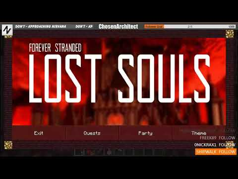 Forever Stranded: Lost Souls - Let's Get This Party Started | Day 1