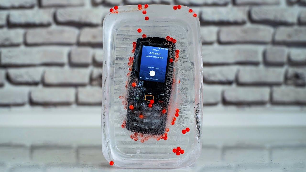 Ice Phone Incoming Call