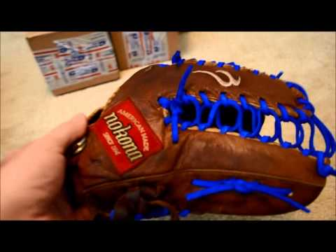 Nokona Glove Lace Baseball /& Softball Glove Lace for Relacing