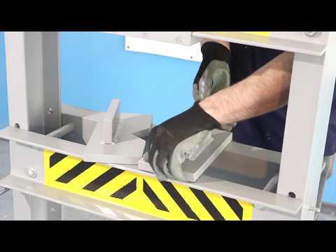 Гидравлический пресс 30 тонн своими руками
