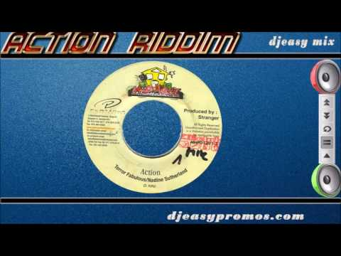 Action Riddim Mix 1992  Mix by djeasy
